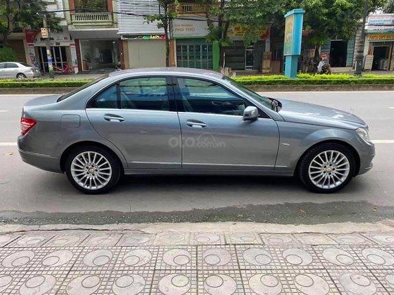 Cần bán Mercedes C250 sản xuất năm 2010, khung sườn zin
