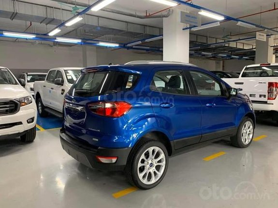 Ford EcoSport model 2021 nấng cấp hiện đại - Khuyến mãi cực VIP