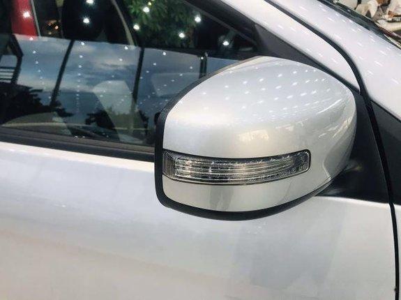 Bán ô tô Mitsubishi Mirage CVT 2019, màu bạc