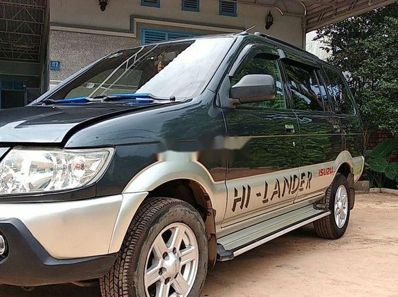 Bán ô tô Isuzu Hi lander năm 2005, nhập khẩu nguyên chiếc, xe còn mới