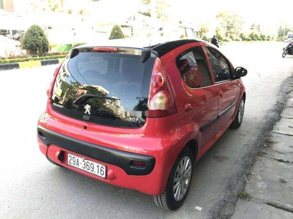 Bán nhanh chiếc Peugeot 107 sản xuất 2011, nhập khẩu nguyên chiếc