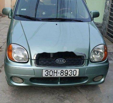 Cần bán xe Kia Visto sản xuất 2002, nhập khẩu còn mới giá cạnh tranh