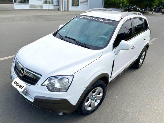Opel Antara nhập Đức 2008 hai cầu số sàn, full đủ đồ chơi không thiếu món nào