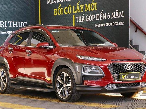 Hyundai Kona 1.6AT Turbo 2018, HT 100% trước bạ