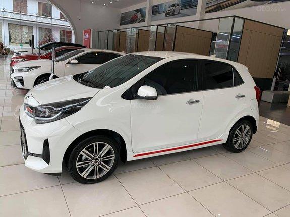 Kia New Morning 2021 Giảm 4Tr sẵn xe giao ngay, tặng bảo hiểm thân vỏ, giảm giá và phụ kiện hấp dẫn