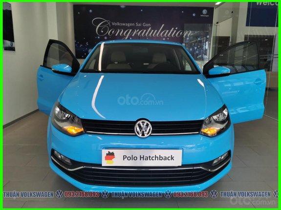 [Volkswagen Sài Gòn] Polo Hatchback xe chắc chắn, nhỏ gọn, đơn giản và tiện dụng hơn những chiếc xe cùng phân khúc khác