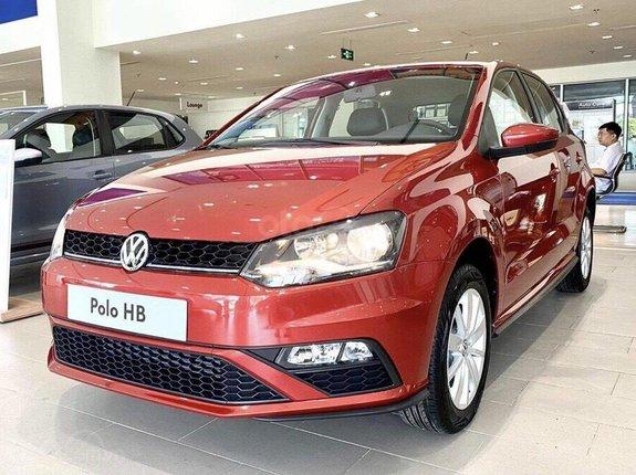 Volkswagen Polo HB khuyến mãi cực khủng tại Volkswagen Nha Trang - sản xuất 2021, giá 695tr
