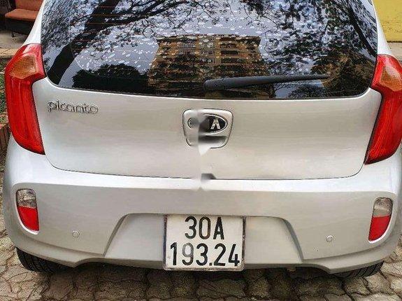 Bán ô tô Kia Picanto sản xuất 2016, nhập khẩu còn mới