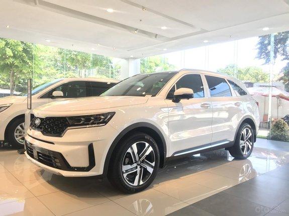 Kia Sorento (All New 2021) - ưu đãi 20tr + tặng BHVC + phụ kiện xe