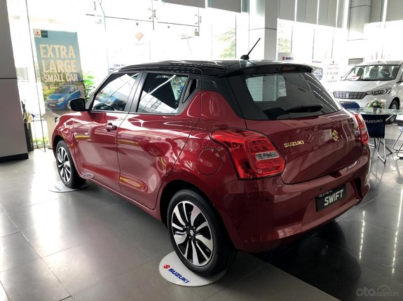 Suzuki Swift 2021, giá tốt, nhiều khuyến mại, hỗ trợ trả góp đến 90%