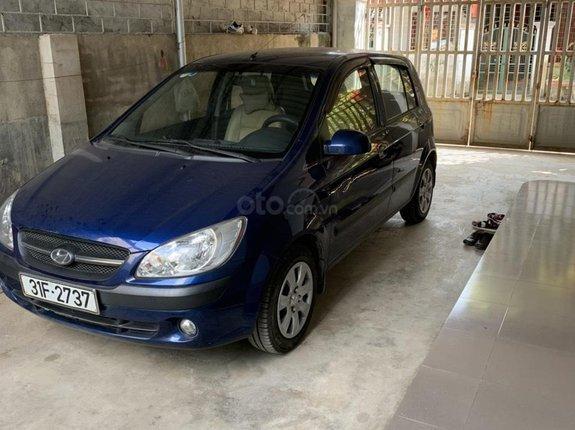 Cần bán Hyundai Getz sản xuất 2010, giá cạnh tranh