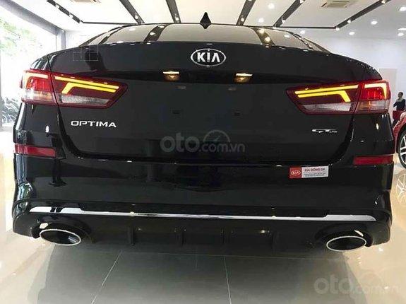 Bán Kia Optima 2.4 AT Premium năm 2021, màu đen