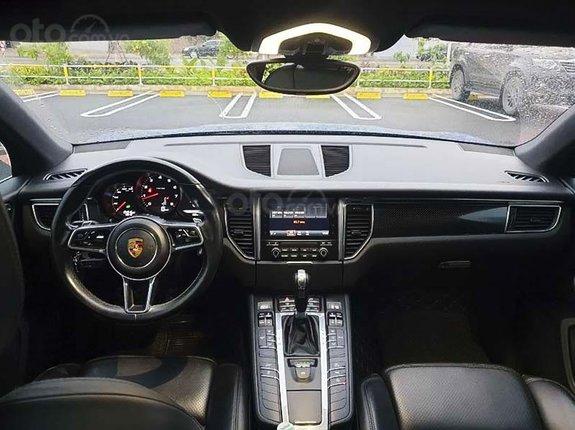 Bán xe Porsche Macan năm sản xuất 2016, màu xanh lam, nhập khẩu còn mới