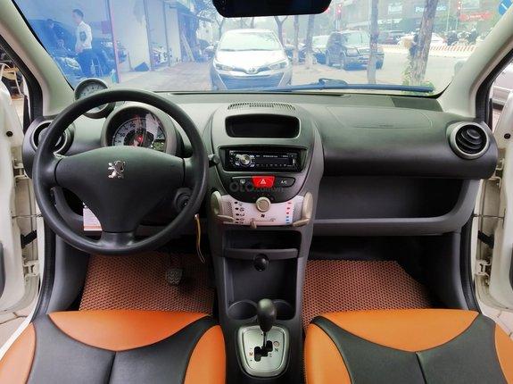 Bán nhanh chiếc Peugeot 107 1.0AT đời 2010