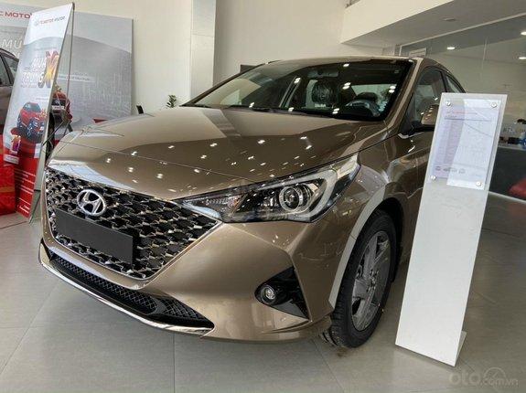 Hyundai Accent 2021 - ưu đãi khủng giảm tiền mặt, tặng phụ kiện, trả góp 85%, nhận xe ngay trong tháng