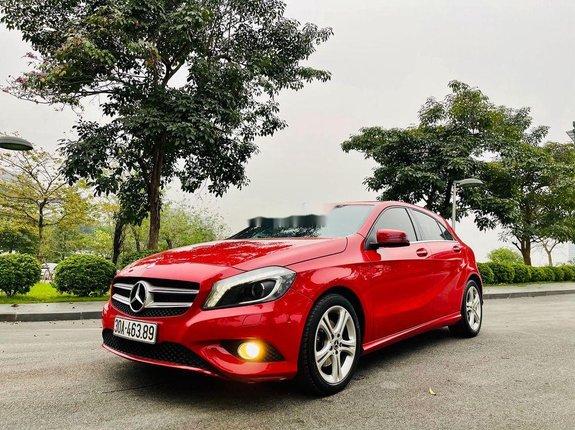 Xe Mercedes A class sản xuất năm 2013, xe nhập còn mới