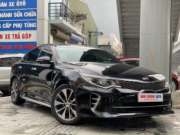 Bán Kia Optima 2.4 GT Line sản xuất năm 2017, model 2018 mới bỏng tay