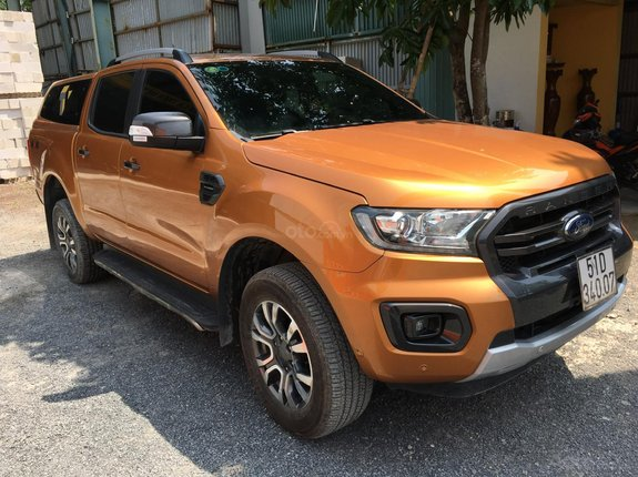 Cần bán gấp Ford Ranger sản xuất 2018