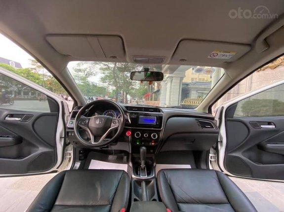 Bán nhanh với giá ưu đãi chiếc Honda City CVT đời 2017