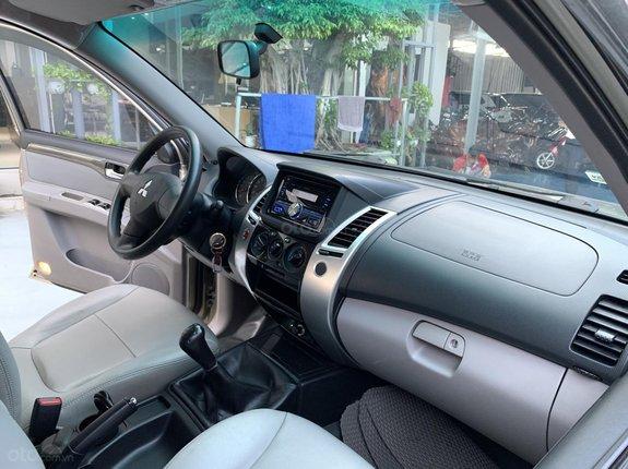 Bán xe Mitsubishi Pajero sản xuất 2016, số sàn, máy dầu cực đẹp, bao test