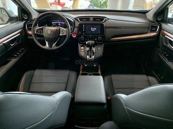 Honda CRV 2021- Khuyến mãi khủng - trả trước 229 triệu