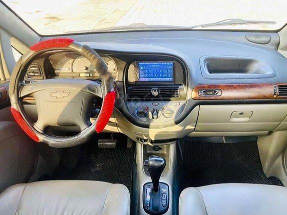 Bán xe Chevrolet Vivant CDX 2008 chính chủ