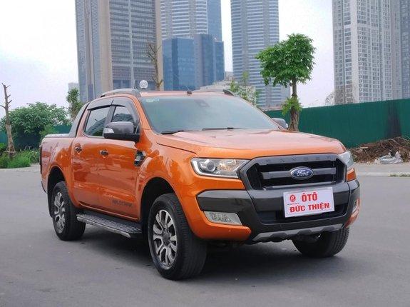 Bán Ford Ranger Wildtrak sản xuất 2017