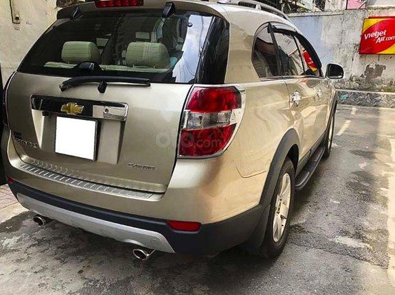 Bán Chevrolet Captiva đời 2008, màu vàng