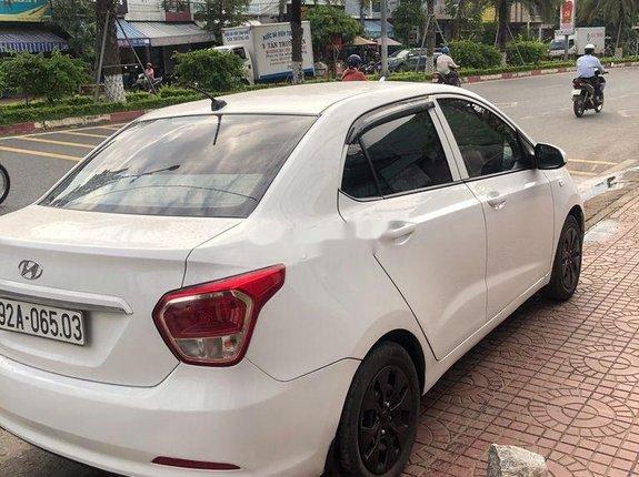 Xe Hyundai Grand i10 sản xuất 2016, màu trắng còn mới, 239 triệu
