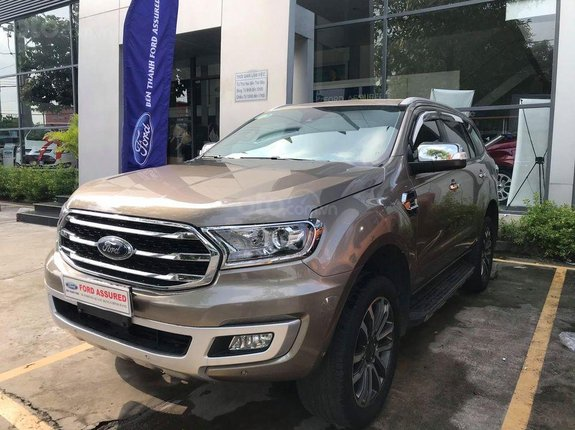 Bán nhanh giá ưu đãi chiếc Ford Everest Titanium 2.0L 4WD 2019