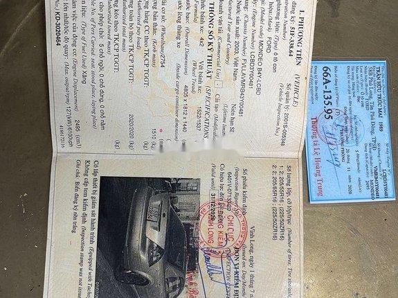Bán Ford Mondeo năm 2003 còn mới, 130tr