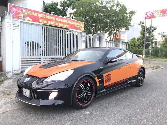 Bán xe Hyundai Genesis nhập khẩu sản xuất 2010, giá tốt, độ full đồ chơi, giá cạnh tranh
