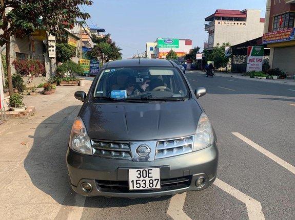 Bán xe Nissan Livina sản xuất năm 2010, màu xám, xe nhập, giá tốt