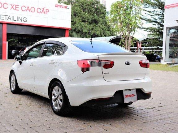 Bán Kia Rio 1.4 AT năm 2016, màu trắng, nhập khẩu, giá 408tr