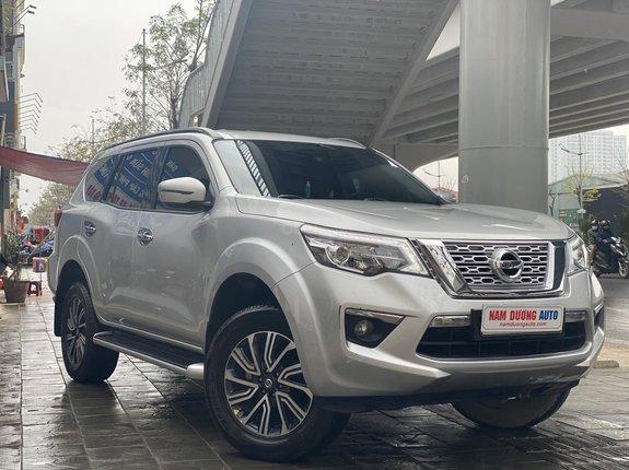 Bán Nissan Terra E 2.5 AT 2WD - 2019, xe siêu mới