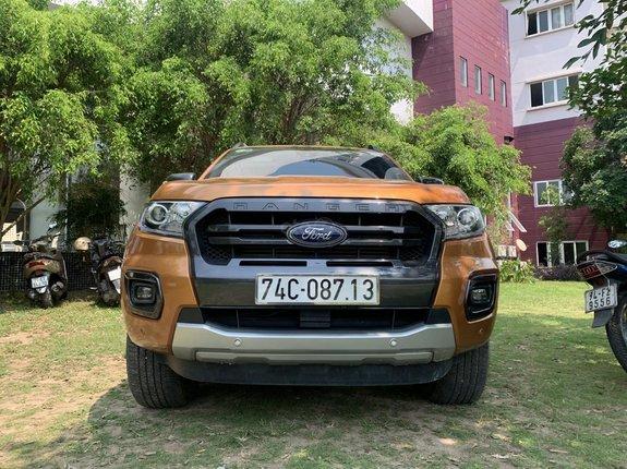 Ford Ranger Turbo 2020 tự động