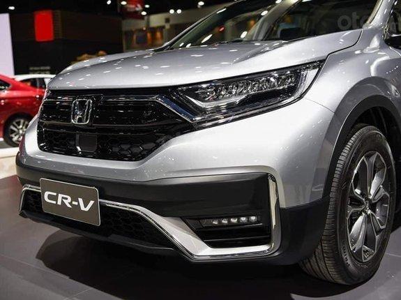 Honda Hải Phòng - Honda CRV 2021, ưu đãi khủng đến 100tr, vay tối đa 80%, đủ màu, giao ngay