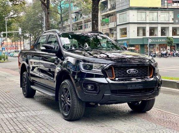 Ford Bình Phước bán xe Ford Ranger 2021 - sẵn xe giao ngay - giảm tiền mặt + phụ kiện chính hãng