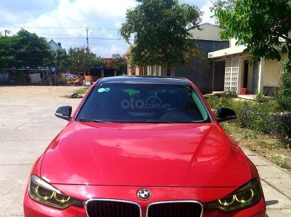 Chính chủ cần bán lại xe BMW 3 Series 320i năm sản xuất 2012, màu đỏ, xe nhập chính chủ, 679 triệu