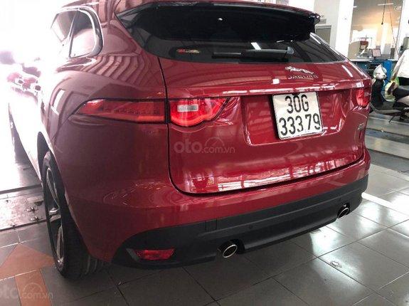 Cần bán gấp Jaguar F-Pace sản xuất 2018, màu đỏ, nhập khẩu còn mới