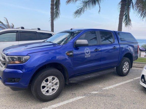 Chính chủ bán xe Ford Ranger năm sản xuất 2016, màu xanh lam, nhập khẩu