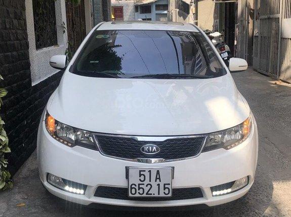 Chính chủ bán Kia Forte 2013, màu trắng