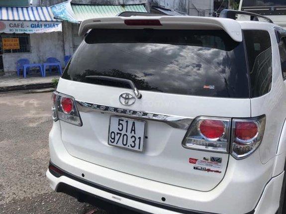 Chính chủ cần bán xe Toyota Fortuner