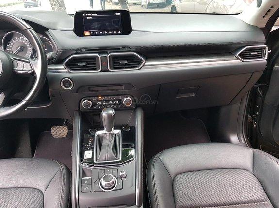 Sàn ô tô Hà Nội bán Mazda CX5 2.5 bản full màu nâu, sx 2018, xe tư nhân chính chủ một chủ từ đầu