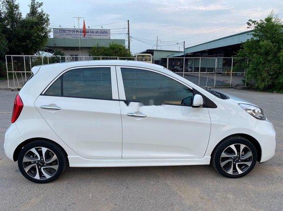 Bán ô tô Kia Morning đời 2018, màu trắng