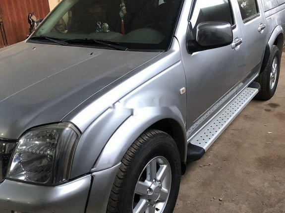 Cần bán Isuzu Dmax năm sản xuất 2007 xe gia đình, 285 triệu