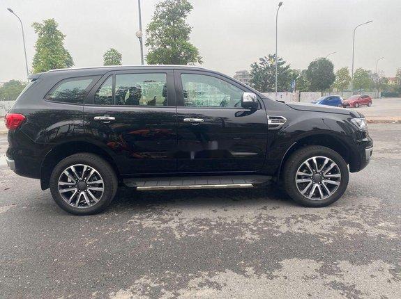Bán Ford Everest năm sản xuất 2019, màu đen, xe nhập