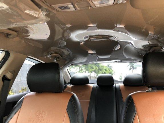 Bán Hyundai Accent 1.4 MT 2018, zin cả xe từ máy số thân vỏ đến nội thất, năm sản xuất 2018.