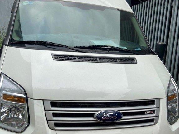 Ford Transit cuối 2018, bản Mid, odo 35000 km nguyên zin