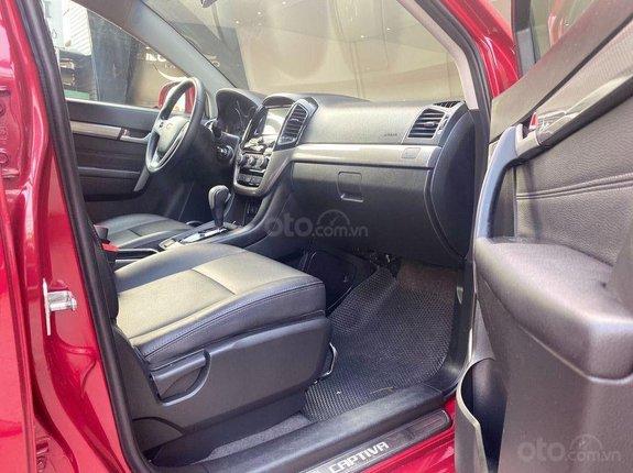Bán chiếc Chevrolet Captiva 2018 tự động siêu đẹp, góp bank